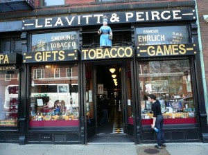 When it rains you can play at the tobacconist ©Kingpin