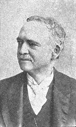 James Mortimer, 1833–1911