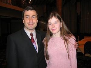 Pogonina and Ivanchuk