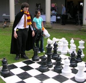 kids chess at Ilford h-potter2 small