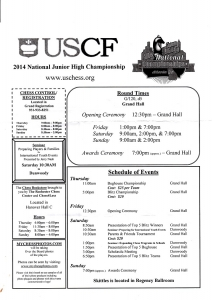 US chess flyer