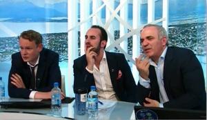 Gustafsson, Trent and Kasparov