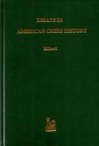 essays in American chess history