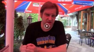Mikhail Golubev interview