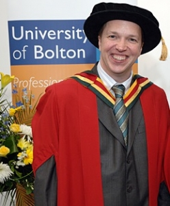 doctor short - uni of bolton