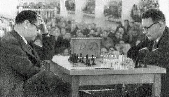botvinnik-capablanca moscow 1936