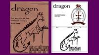 featured image background dark purple dragon