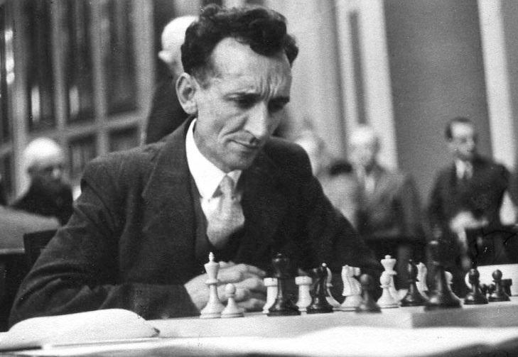 Kingpin Chess Magazine » GYULA BREYER, Part 3