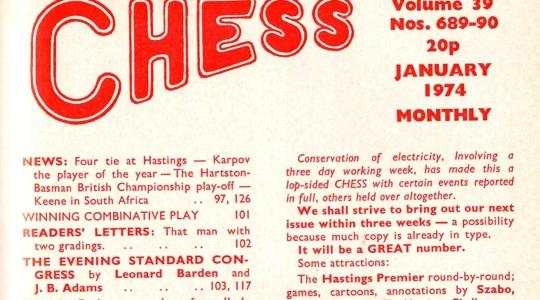 Kingpin Chess Magazine » Quotes